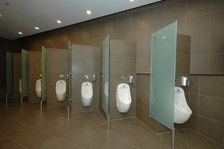 Changi Airport toilets